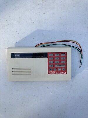 Radionics Bosch D360td Firesecurity Keypad Rare Item Great Condition