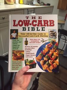 Brand new Low-carb Bible cook book