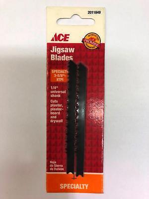 ACE #2011849 Jigsaw Blades Specialty 3-5/8