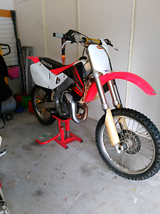 Honda CR125 Jimboomba Logan Area Preview