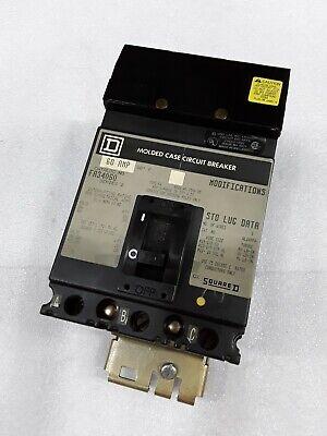 Fa34060 Square D 3pole 60amp 48pv Circuit Breaker 2 Year Warranty