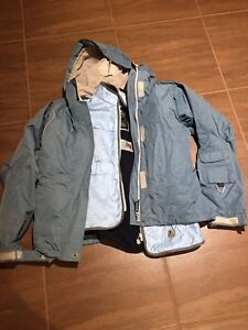 Like new women's 3-in-1 Trilogy Jacket size M