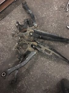 Subaru Impreza WRX 08/12 rear knuckle arms