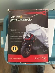 TOILE POUR SCOOTER