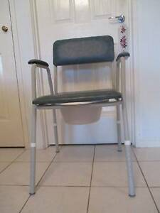 OVER TOILET SEAT/COMMODE/SHOWER/ OR BEDSIDE CHAIR ( MULTI PURPOSE Cranbourne North Casey Area Preview