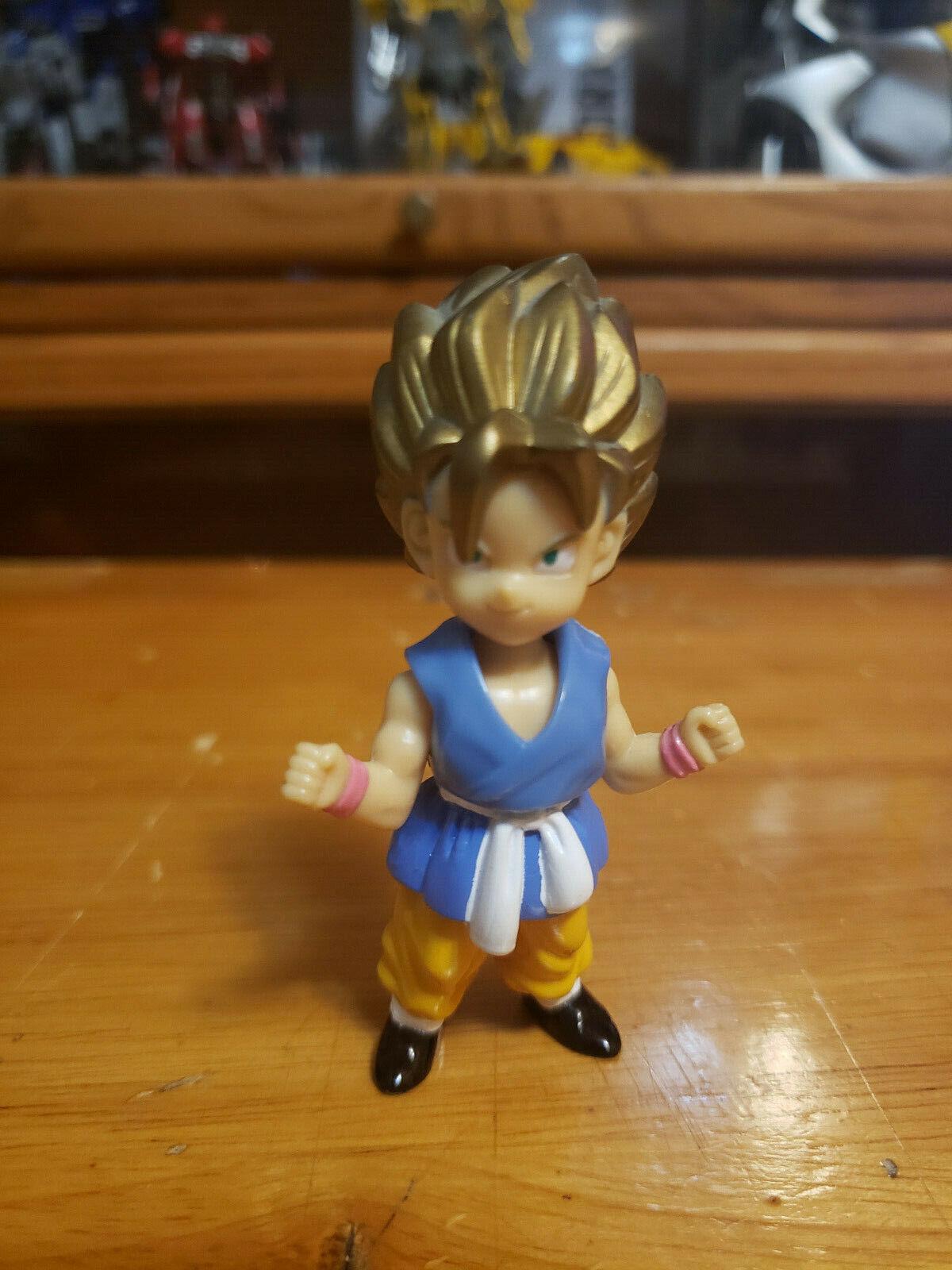 Character:GT Super Saiyan Kid Goku Vol 30:BANDAI Dragonball Z  and Dragon Ball GT super battle collection AB Toys & Irwin