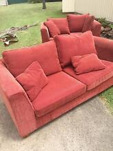 3 seater + 2 seater lounge with sofa bed Plumpton Blacktown Area Preview