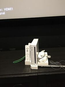 Nintendo Wii + Controllers + Games