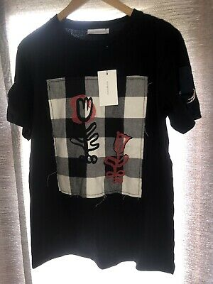 j w anderson Patched D Ring T Shirt RRP £190