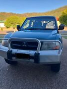 2006 Mitsubishi Pajero NP 3.2 DID Automatic. Mount Louisa Townsville City Preview