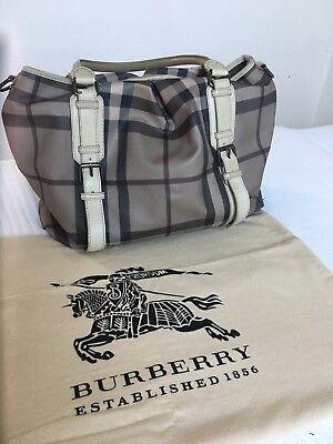 Original Burberry Prorsum Damentasche, Tasche, grau