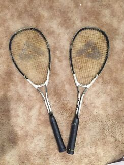 Squash Rackets  Maryland 2287 Newcastle Area Preview