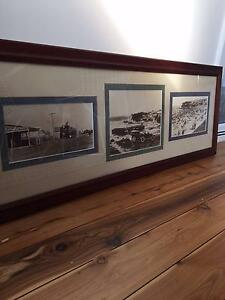 Framed Images of Cronulla from 1900 Yowie Bay Sutherland Area Preview