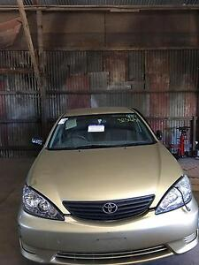 Toyota Camry series Sedan 2005 AUTO Yeerongpilly Brisbane South West Preview