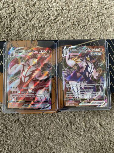 Single Strike Rapid Strike Urshifu Vmax Battle Styles Pokemon 086/163 088/163 - $25.00