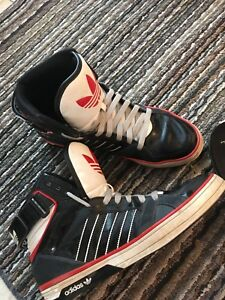 Addidas hightop sneakers