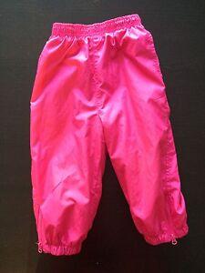 George brand splash pants