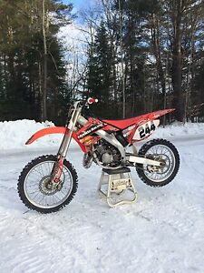 2002 Honda CR 125 **MINT**