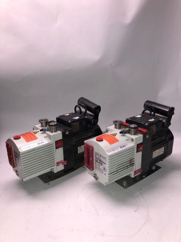 Pfeiffer DUO 3 Rotary Vane Pump Model# PK D57 711