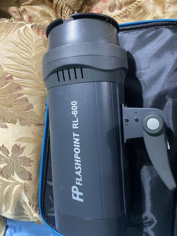 flashpoint monolight RL 600