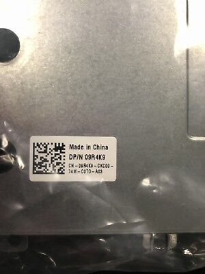 Dell Optiplex 7440 Wnykd Rear Cover   09R4k9 Metal Support  7A