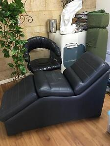 Hairdressing Layback Chair Wanneroo Wanneroo Area Preview