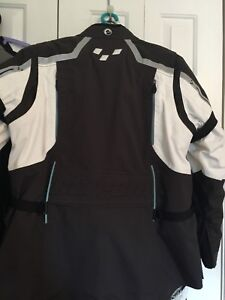 Ladies Can-Am biking jacket and pants for sale