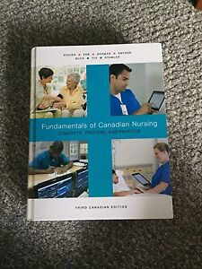 Conestoga College Practical Nursing Textbook
