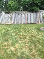 Nick D Fence   Fence/Post Repairs/Post Holes 5194010762