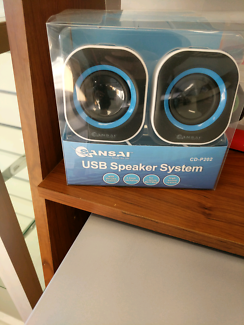 USB speaker set