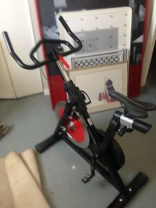 Kettler Edition Speed Pro Exercise Bike/Spinning Cycle