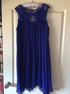 Dress - Caroline Morgan size 10 Belmont Lake Macquarie Area Preview