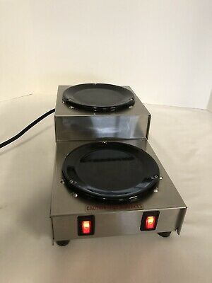 Grindmaster Coffee Warmer Two Tier Model N Carafes And Pots