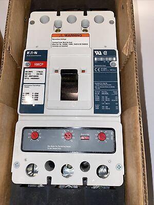 Eaton Hmcp400x5c 400 Amp Breaker