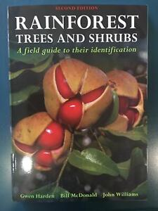 RAINFOREST TREES & SHRUBS A field guide to their identification 2ed Mountain Creek Maroochydore Area Preview