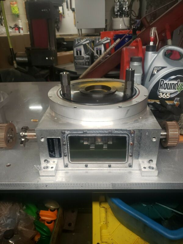 Stelron Rotary Indexer- RD-2-16P-270-RH-LK-M Installed but NEVER USED-Zero Hours