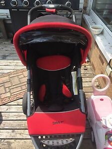 Safety first stroller awesome condition