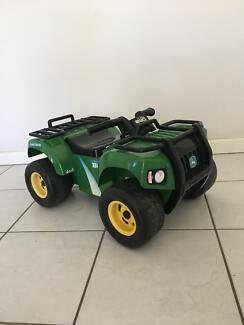 John Deere sit-n-scoot buck atv toy