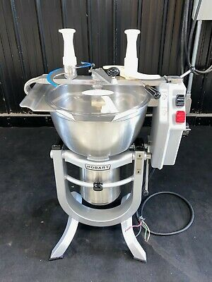 Hobart Hcm 450 45 Qt Vcm Dough Cutter Vertical Tilt Mixer Chopper Pizza Quart