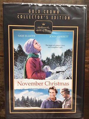 NOVEMBER CHRISTMAS NEW Free Ship DVD Hallmark Hall of Fame Gold Crown Coll Ed - Christmas Crowns