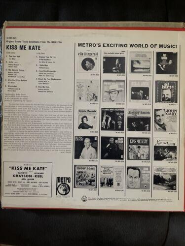 Soundtrack - Kiss Me Kate LP VG MS525 Vinyl Record - $18.90