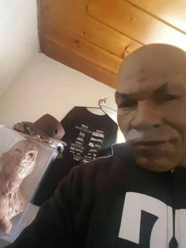 NEW MIKE TYSON  MASK 2019
