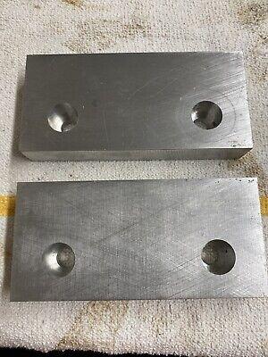 Custom Built Aluminum Jaws For Kurt Vise 6 X 1 X 3