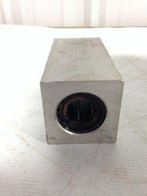 5 X 2-12 X 2-12 Aluminium Linear Bearing Block W 1 Dia. Shaft Bore