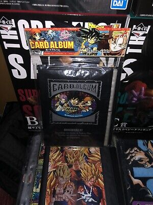 Album Dragon Ball GT 1996 Neuf - binder Dragon Ball GT 1996...