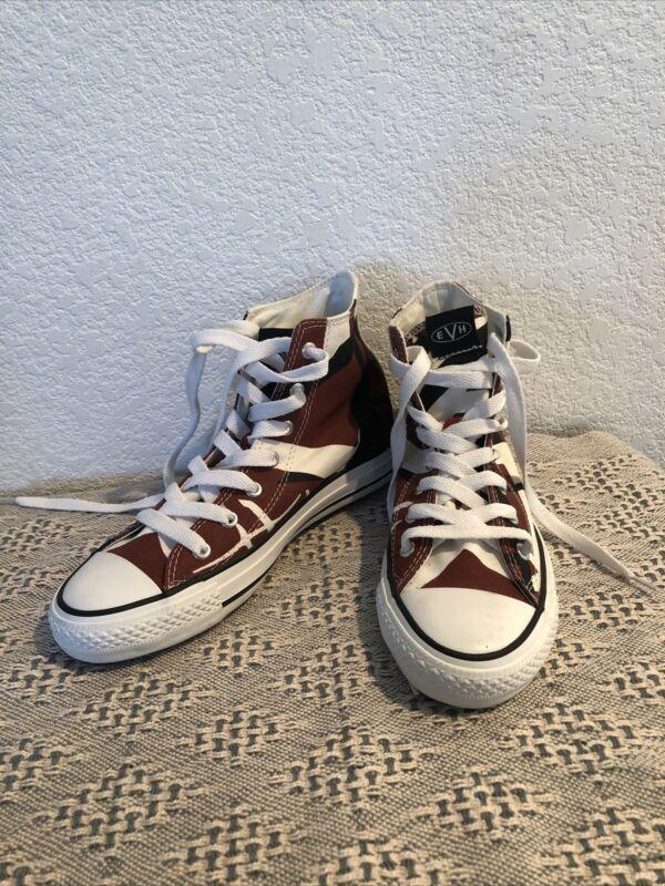 Van Halen 5150 EVH High Top shoes size 6