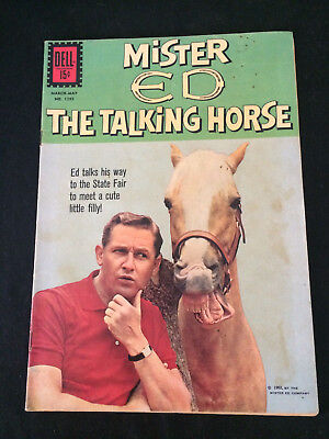 Used, MISTER ED Four Color #1295 VG Condition for sale  Shipping to Canada