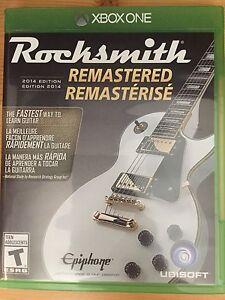 Rocksmith(Xbox one)