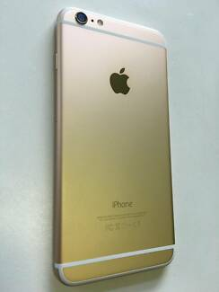 Almost BRAND NEW GOLD 64G iPhone 6 Plus for Sale Rosebery Inner Sydney Preview