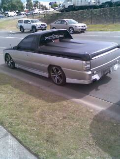 1999 vs ss series 3 Holden Commodore Ute project 80,000km
